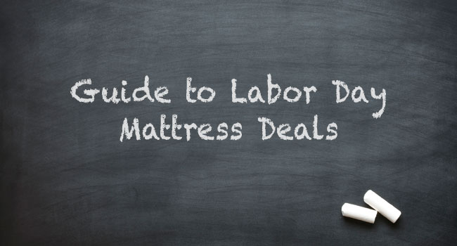 Guide to Labor Day Mattress Deals in 2014