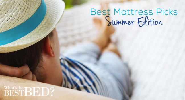 Best Mattress Picks Summer 2016