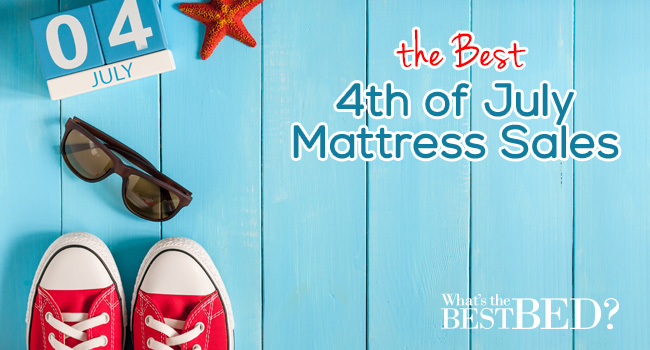 How to Find the Best 4th of July Mattress Sales