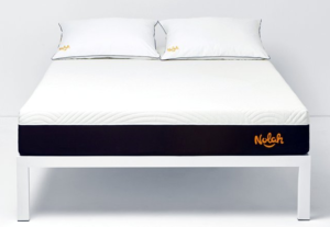 Moder Nolah Airfoam mattress for side sleepers.