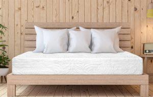 natures novel latex mattress