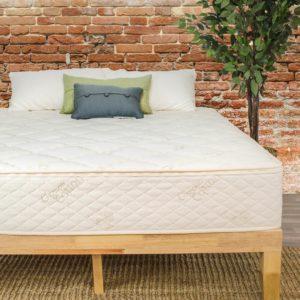 the roma latex mattress by sleep EZ