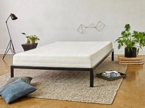 the pure green mattress by sleeponlatex