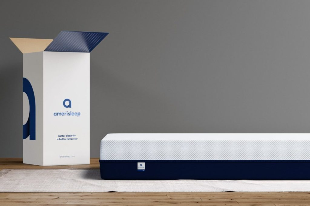 Amerisleep: the best bed in a box brand
