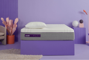 Best Hybrid Mattress for Side Sleepers - Purple Hybrid Premier mattress