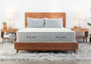 Brentwood Home Cedar Natural Luxe Mattress